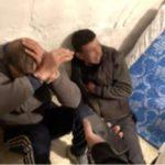 El vídeo de la espectacular detención de tres ladrones por los vecinos de un pueblo de Granada cansados de los robos