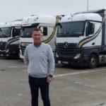 Primafriotiene una flota de2.100 camiones frigoríficosy una plantilla de 4.000 conductores