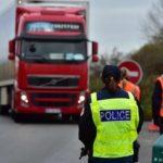 La nueva campaña Tispol de control Camiones y autobuses comenzará a partir del lunes  10 de febrero