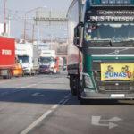 Los transportistas eslovacos protestan bloqueando los cruces fronterizos