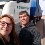Viajando con mi marido, ahí entendí lo que pasa un camionero. ¡Orgullosa de mi camionero!