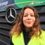 Jost Group mejora la imagen del conductor del camión, contratando 40 mujeres camioneras