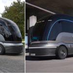 """Así es el camión de hidrógeno """"supertecnológico"""" de Hyundai"""