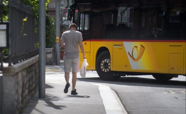 Transporte: no hay suficientes conductores en Suiza