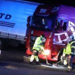 Localizan un camionero sin vida en el área de descanso de West Autobahn