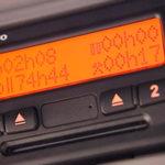 El tacógrafo, los que se denominan conductores profesionales y la picaresca de la regla del minuto
