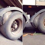 Michelín: ¿Qué es una hernia de un neumático? ¿Se puede arreglar?