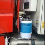 Una lavadora con centrifugado para el camión por solo 57 euros