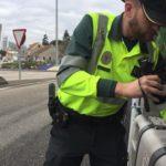 La Guardia Civil de Tráfico destapa un fraude de gasoil bonificado en camiones