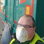 Tramites y documentación que debe aportar el transportista para acceder a las mascarillas en Correos