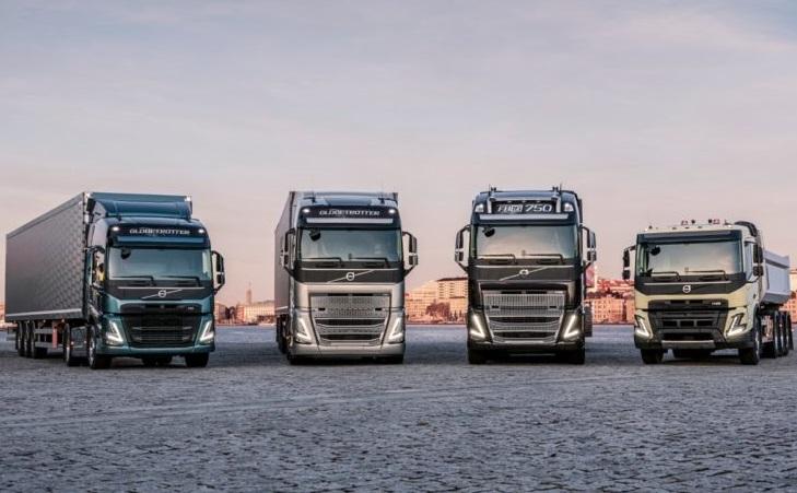 Volvo renueva la gama de camiones medianos y pesados