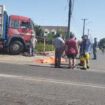 Un chófer de camión fallece al volante con 74 años en Sarmiento. ¿ jubilación a los 60 o 70?
