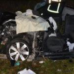 La Guardia Civil investiga a un camionero gallego ebrio que causó un grave accidente y se dio a la fuga