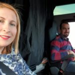 La verdadera historia de amor contada por la futura esposa de un camionero, a pesar de lo sacrificado de este trabajo.
