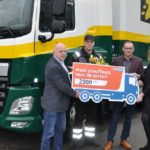 Los Países Bajos pagan los carnets de camión a 2.000  nuevos futuros camioneros
