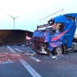 Pol Ms Autobahn 31 Container Vom Lkw Gefallen 50 J Hriger Verstirbt An Unfallstelle 150x150