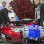 Un granadino inventa y patenta «el motor que revolucionará la automoción»
