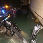 Una chica se escapa de un control de los Mossos y termina muerta en un canal