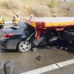 Un muerto y otro gravemente herido en dos accidentes en la A4 Francia