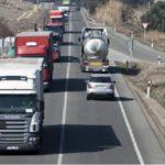 El estado de «Alarma» no establece restricción alguna al transporte de mercancías por carretera