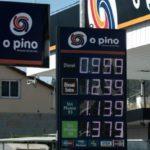 El gasoil cae por debajo del euro tras la bajada del crudo