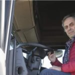 El primer camionero infectado en España, totalmente curado. «Hay que tener esperanza, ya pasé el virus no lo veo tan grave»