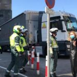 Un camión de Hnos Laredo lleva 100.000 mascarillas FPP2 a Valdecilla desde Bélgica