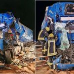 Fallece un camionero de 60 años debido a un atasco en la A7 Autobahn (Jubilación a los 60, Firma esta petición)