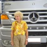 """A los 88 años, el camionero más viejo de Brasil dice que la huelga es """"necesaria"""""""