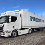 ¡¡Alerta!! camión robado en la M50, area de Valdemingomez dirección A4,  matrícula 4728-JYM