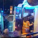 Un camionero envenenado con gases cuando dormía en el área de servicio de Sagunto