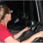 Las mujeres conductoras de camiones, también sufren el problema de la ausencia de WC