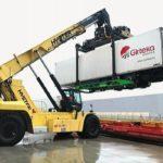 Girteka aumentará el transporte combinado por carretera y ferrocarril