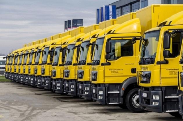 El constructor de camiones MAN, eliminará hasta 6.000 empleos para soportar las inversiones necesarias en nuevas tecnologías