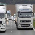 El sindicato francés llama a los camioneros a ejercer su derecho a parar el lunes