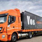 Confiscados 89 camiones de Vos Logistics en Bélgica