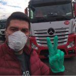 Aclaración del lío del reparto de los 8 millones de mascarillas para los camioneros