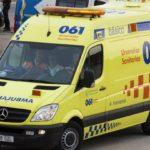 Herido un niño de 8 años, en un accidente entre una furgoneta y un camión en las afueras de Zamora