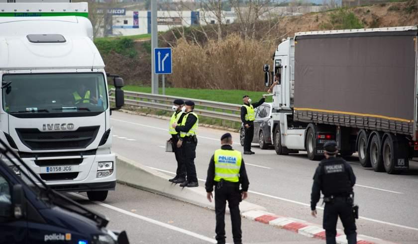 Un camionero que vive en Galicia, en estado grave infectado con coronavirus
