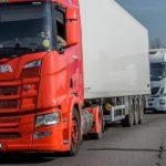 Italienische Polizisten Stoppen Einen Lkw Archivbild Ein Deutscher Fahrer Berichtet Von Seinen Er 150x150