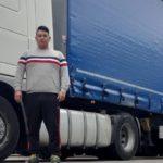 El camionero desaparecido en Francia, trabaja de autónomo para Sesé y  tiene mujer y dos niños pequeños