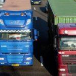 El transporte convoca un paro indefinido, por la mala gestión del gobierno con los conductores en Italia