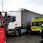 Hallado muerto un conductor dentro de su camión, aparcado de madrugada en Fraga