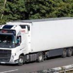 Los conductores de Girteka tienen intención de dejar los camiones estacionados en varias partes de Europa y no trabajar