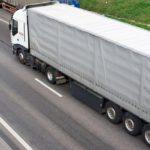 Pillado en Francia, un camionero español al volante de un camión de 39 toneladas a 145 km/h