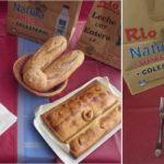 Leche Río sirven en sus áreas de servicio, menús con platos calientes con café incluido para llevar a 12 euros