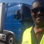 Un camionero colombiano en España: Somos vulnerables porque además nos obligan a cargar y descargar