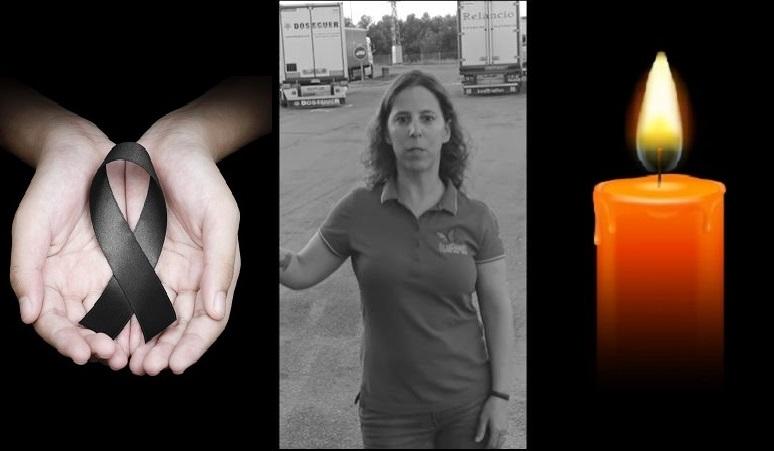 Fallece una camionera portuguesa de 42 años, al precipitarse el camión por un terraplén en Jumilla