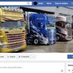 Cedemos la posibilidad de que compartas tus artículos Web en páginas con 221.888 seguidores del transporte