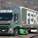 FERCAM abre un servicio  de transporte con China que durará entre 15 y 17 días de viaje
